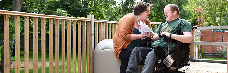 learning disability care home Our Approach
